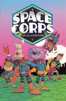 Space Corps Badger Learning
