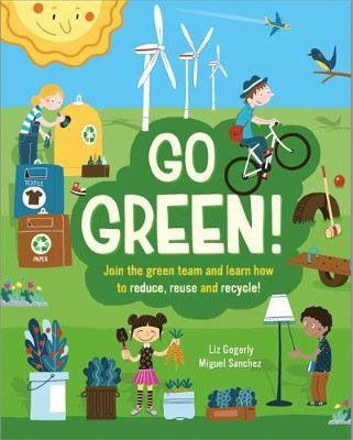 Go Green! Badger Learning