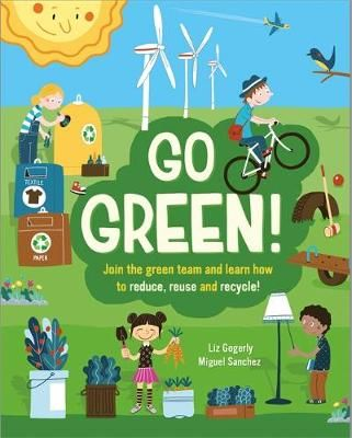 Go Green! Badger Learning