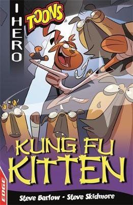 Kung Fu Kitten Badger Learning