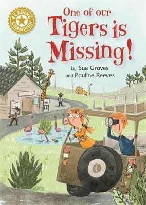 One of Our Tigers are Missing Badger Learning