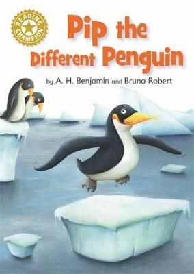 Pip the Different Penguin Badger Learning