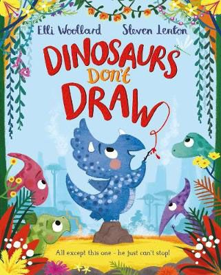 Dinosaurs Don't Draw Badger Learning