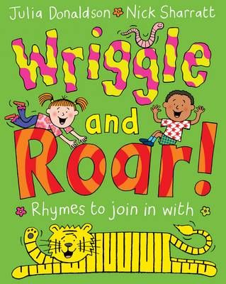 Wriggle and Roar Badger Learning