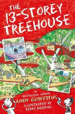 The 13-Storey Treehouse Badger Learning