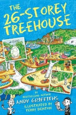 The 26-Storey Treehouse Badger Learning