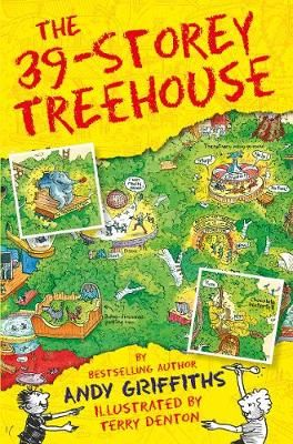 The 39-Storey Treehouse Badger Learning