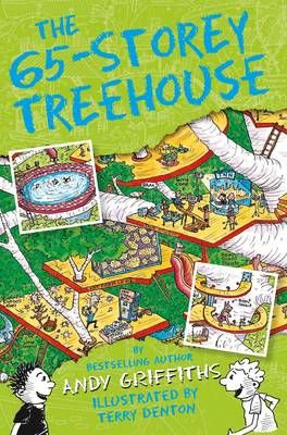 The 65-Storey Treehouse Badger Learning