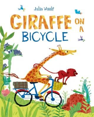 Giraffe on a Bicycle Badger Learning