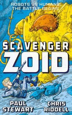 Scavenger: Zoid Badger Learning