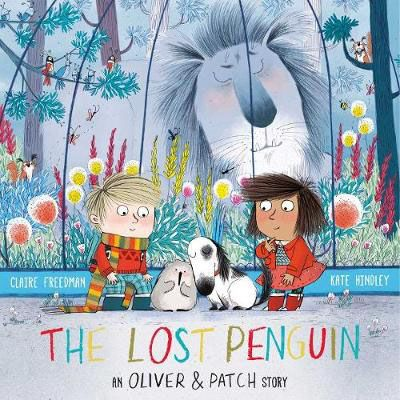 The Lost Penguin Badger Learning