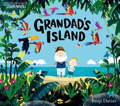 Grandad's Island Badger Learning