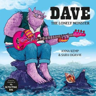 Dave the Lonely Monster Badger Learning