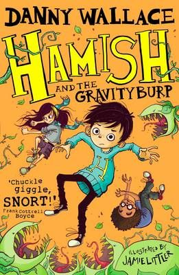 Hamish and the GravityBurp Badger Learning