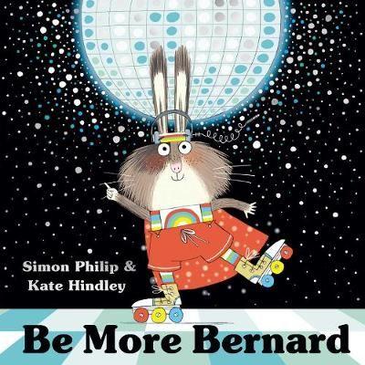 Be More Bernard Badger Learning
