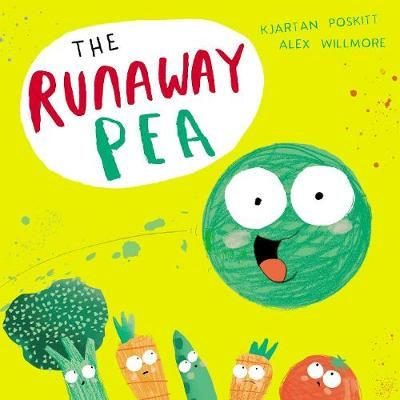 The Runaway Pea Badger Learning
