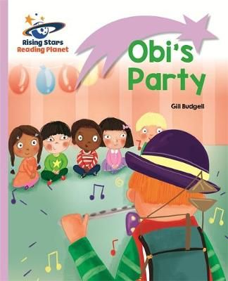 Obi's Party Badger Learning