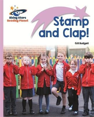 Stamp and Clap! Badger Learning