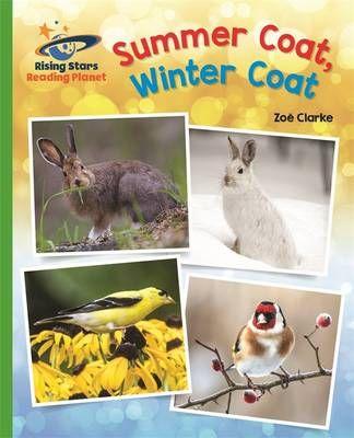 Summer Coat, WInter Coat Badger Learning