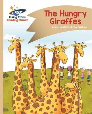 The Hungry Giraffes Badger Learning