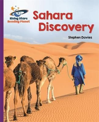 Sahara Discovery Badger Learning
