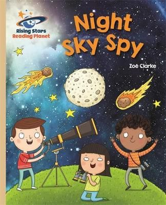 Night Sky Spy Badger Learning