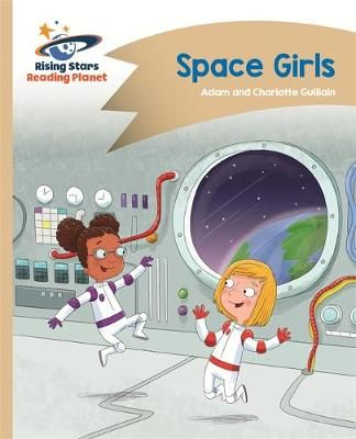 Space Girls Badger Learning
