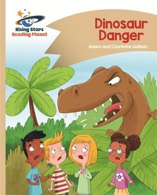 Dinosaur Danger Badger Learning