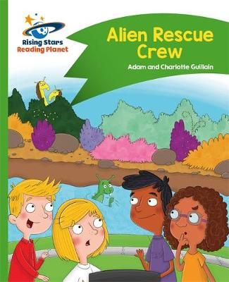 Alien Rescue Crew Badger Learning