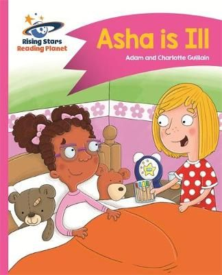 Asha is Ill Badger Learning