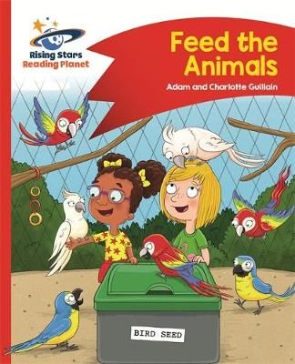 Feed the Animals Badger Learning