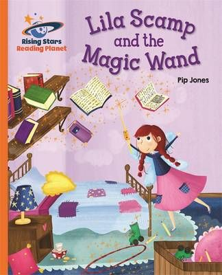 Lila Scamp and the Magic Wand Badger Learning