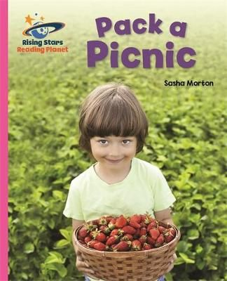 Reading Planet - Pack a Picnic - Pink A: Galaxy Badger Learning