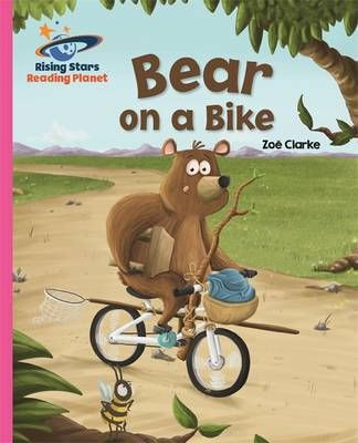 Bear on a Bike Badger Learning