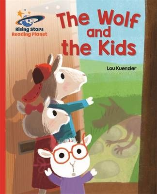 The Wolf and the Kids Badger Learning