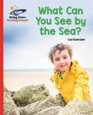 Reading Planet - What Can You See by the Sea? - Red B: Galaxy Badger Learning