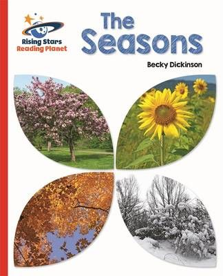 Reading Planet - the Seasons - Red B: Galaxy Badger Learning
