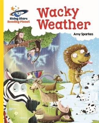 Wacky Weather Badger Learning