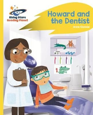 Howard and the Dentist Badger Learning