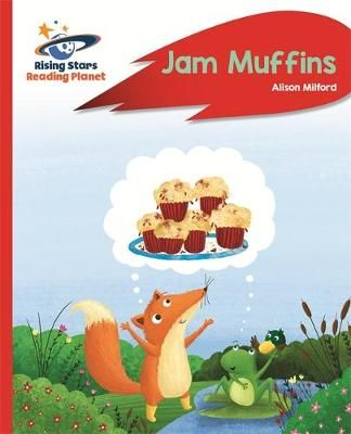 Jam Muffins Badger Learning