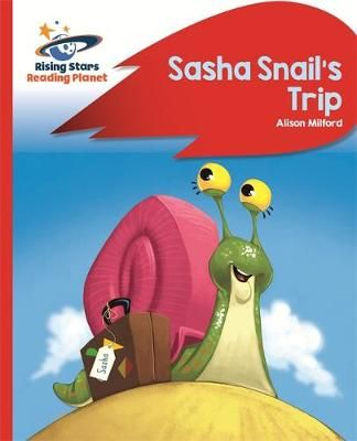 Sasha Snail's Trip Badger Learning