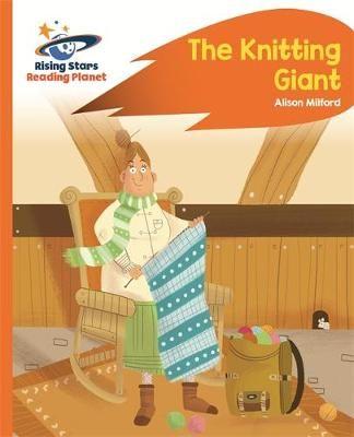 The Knitting Giant Badger Learning