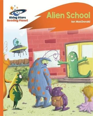 Alien School Badger Learning