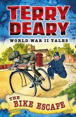 The Bike Escape: World War II Tales 3 Badger Learning