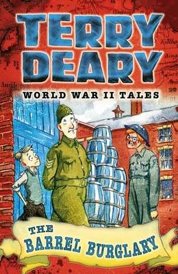 Barrel Burglary: World War II Tales 2 Badger Learning