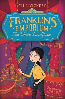 Franklin's Emporium: The White Lace Gloves Badger Learning