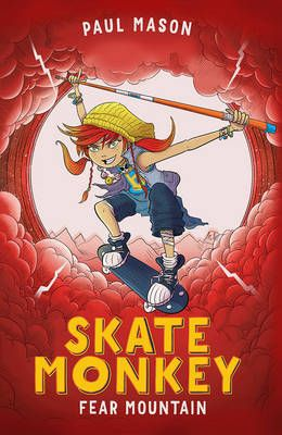 Skate Monkey: Fear Mountain Badger Learning