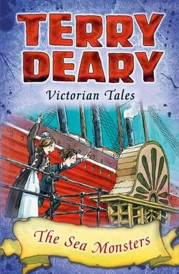 Victorian Tales: The Sea Monsters Badger Learning