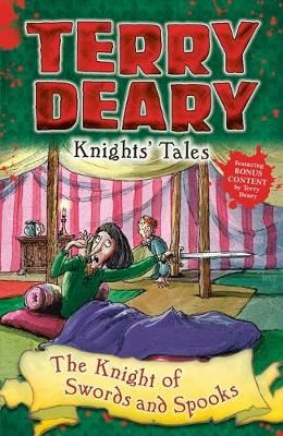 Knight of Swords & Spooks Badger Learning