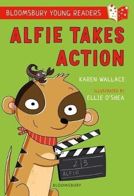 Alfie Takes Action Badger Learning
